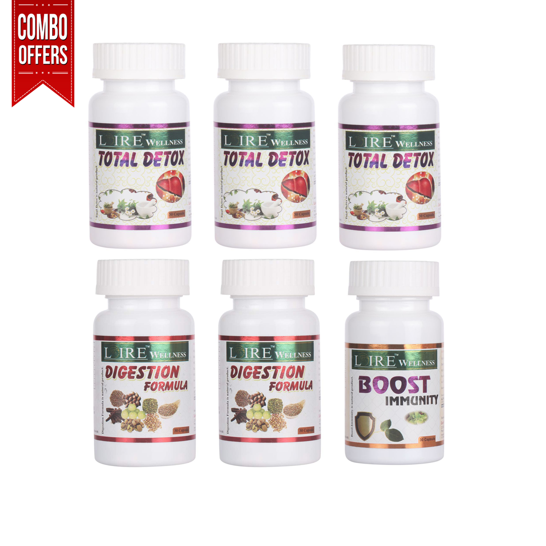 Total Body Detoxification KIT